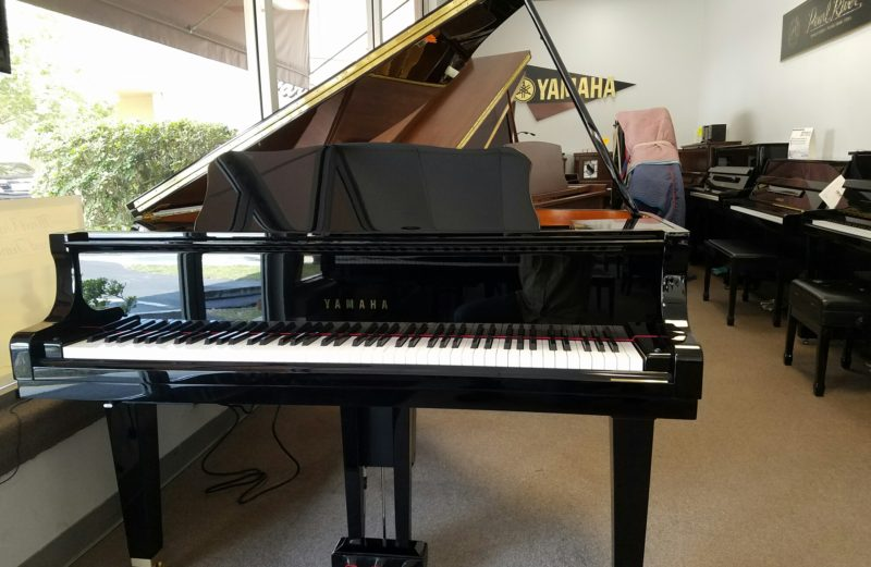 Yamaha DGB1K Enspire 5′ Player Grand Piano