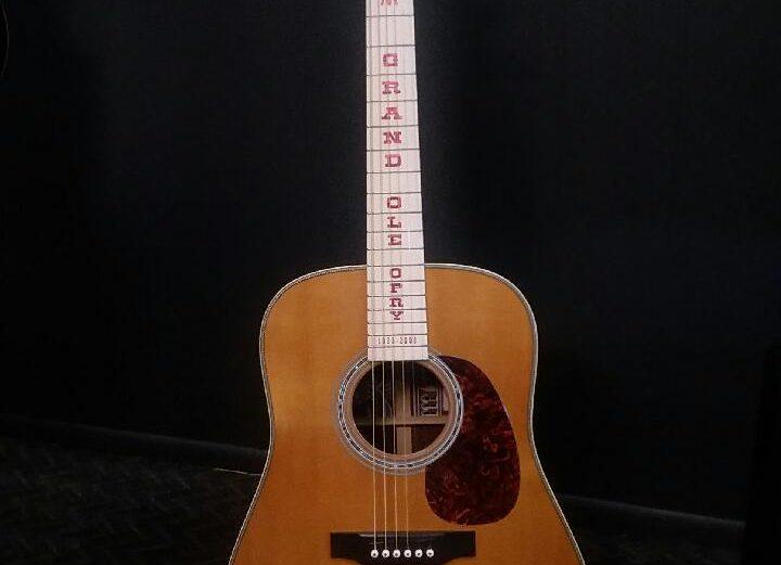 2001 Martin Grand Ole Opry