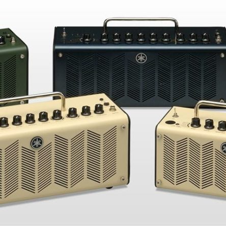 Yamaha Amps & Accessories