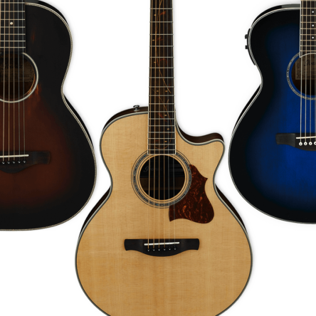 Ibanez Accoustic Guitars