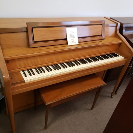 1962 Story & Clark Console Piano